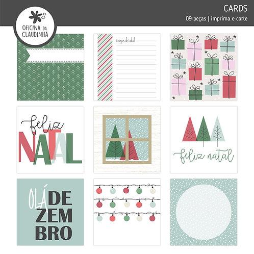 Natal Fofo Tradicional | Cards
