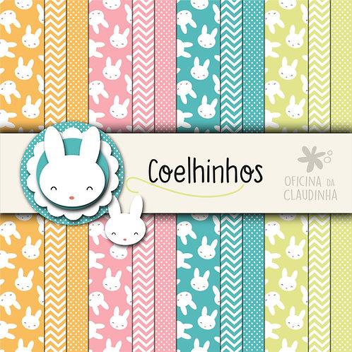 Coelhinhos | Papéis impressos