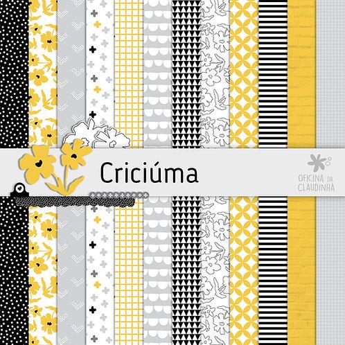 Criciúma | Papéis digitais