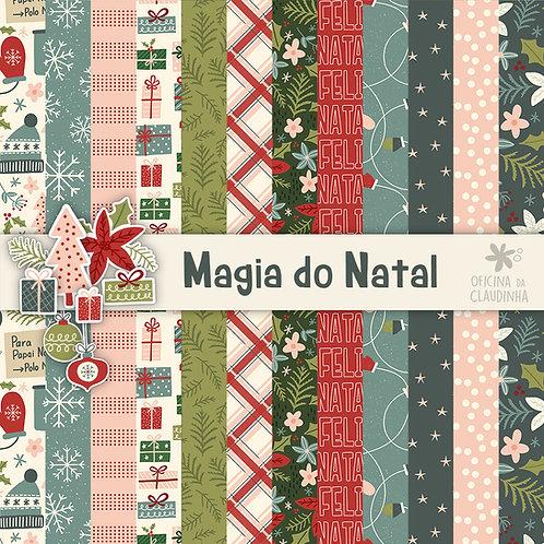 Magia do Natal | Papéis impressos
