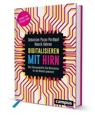 Henrik Kehren Campus Verlag Digitalisieren mit Hirn