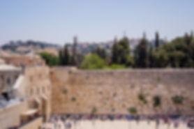 Wailing Wall in Jerusalem,old city.jpg