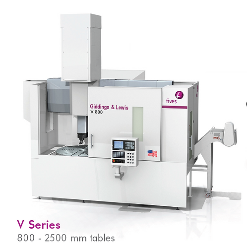 Vertical lathes - V Series