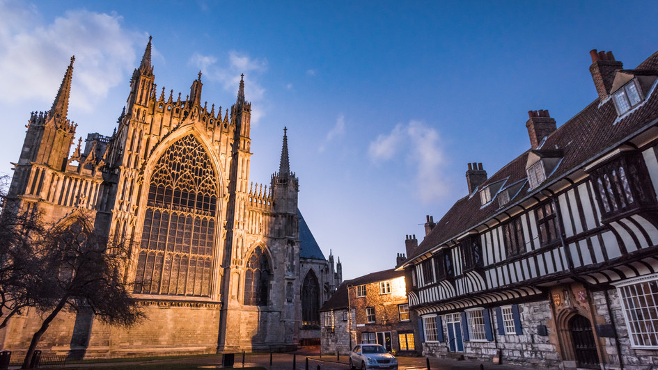 History in York