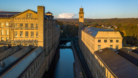 High Above Saltaire