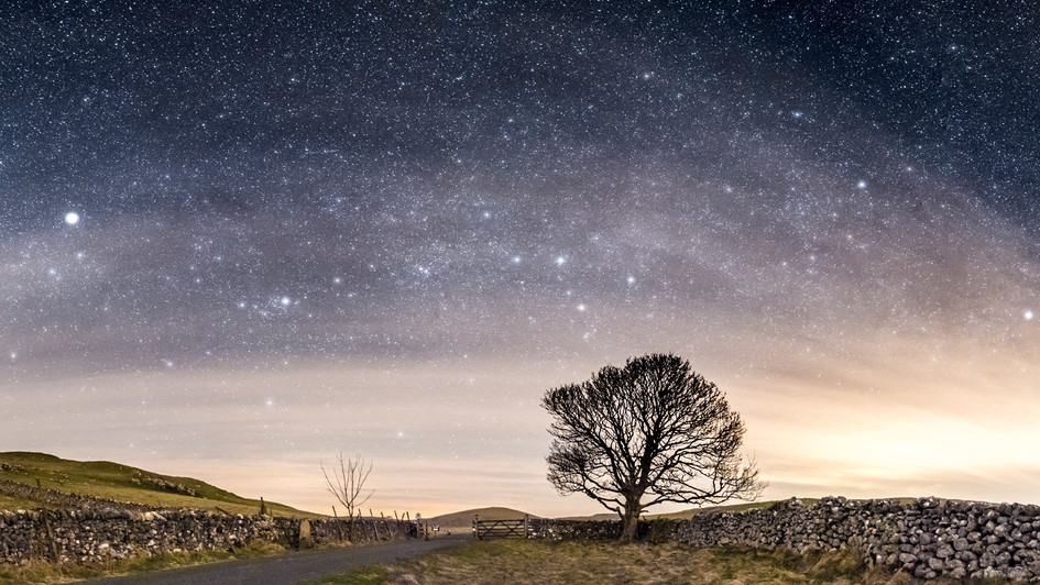 Malham at Night
