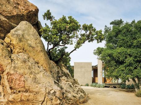 SAVOIR VIVRE: the LA story: SADDLE PEAK HOUSE