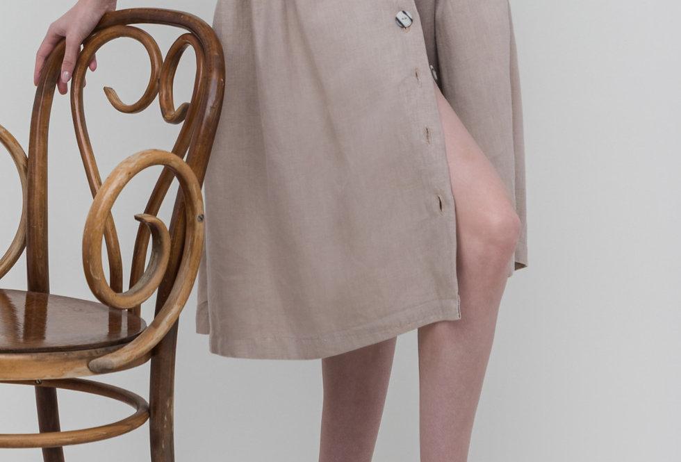 ISLA skirt • stone