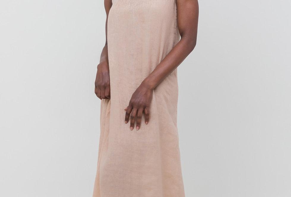VIOLA dress • clay