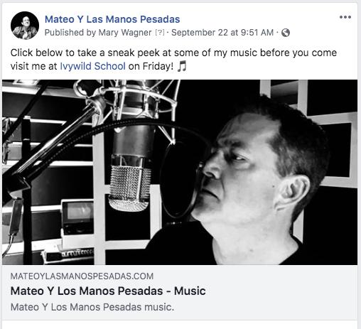 Mateo Y Las Manos