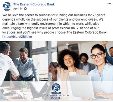 Eastern Colorado Bank