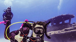 Complete three Adventure Dives (underwater photography, fish identification, etc.) and earn the Adventure Diver certification, a subgroup of the PADI Advanced Open Water Diver Course.
