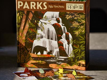 Parks - Elegance in Game