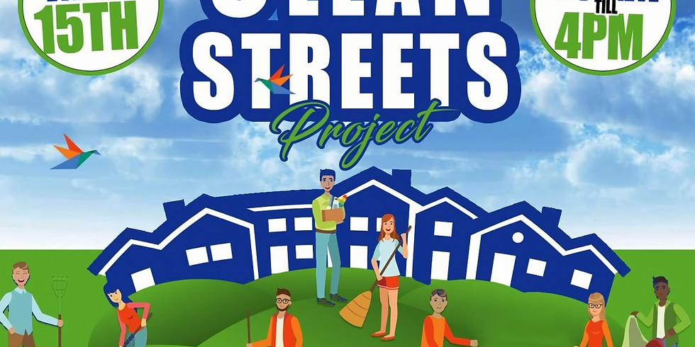 11th Annual Clean Streets Project