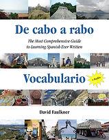 Front Cover - Vocabulario + Audio burst.