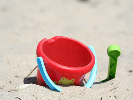 Learning a Foreign Language Is Like Filling a Bucket with Sand, Except ...