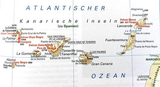 Retreats kanarische Inseln