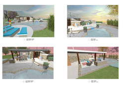 Pool and Outdoor Living Designs