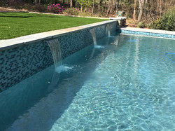 Pool and Water Feature