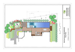 Pool and Landscape Plans