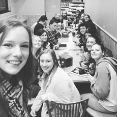 New post #newlife hangout! #collegeministry #lovesthesekids
