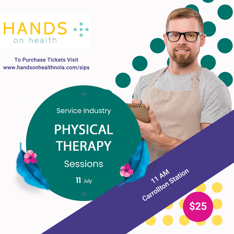 Service Industry Physical Therapy
