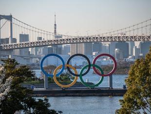 Tokyo Olympic Games New Start Dates // Nuevas fechas de inicio de los Juegos Olímpicos de Tokio