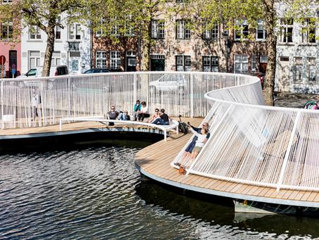 Conheça os projetos de Canais Urbanos mais interessantes do mundo: The Floating Island