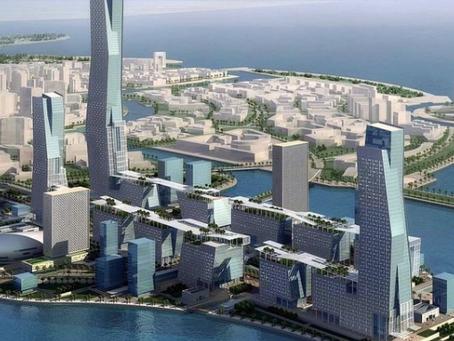 Neom: A cidade dos robôs