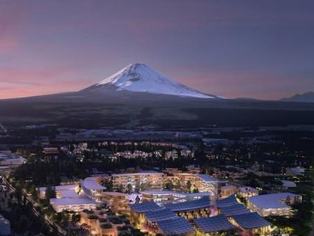 Woven City: uma cidade inteligente em Tóquio