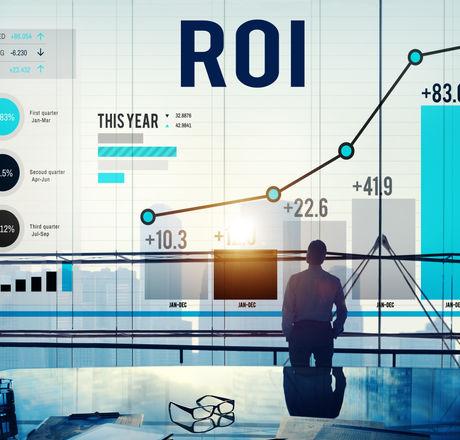 Roi Return On Investment Analysis Financ