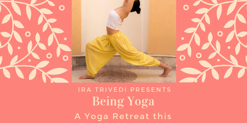 Being Yoga