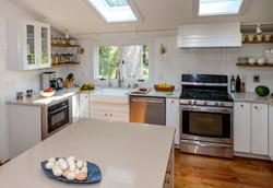 Kitchen - angled shot