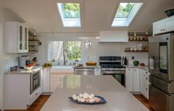 Kitchen - straight on