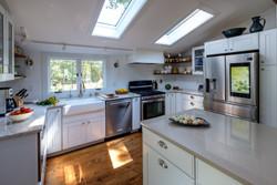 Kitchen - Interesting sunlight - angled.