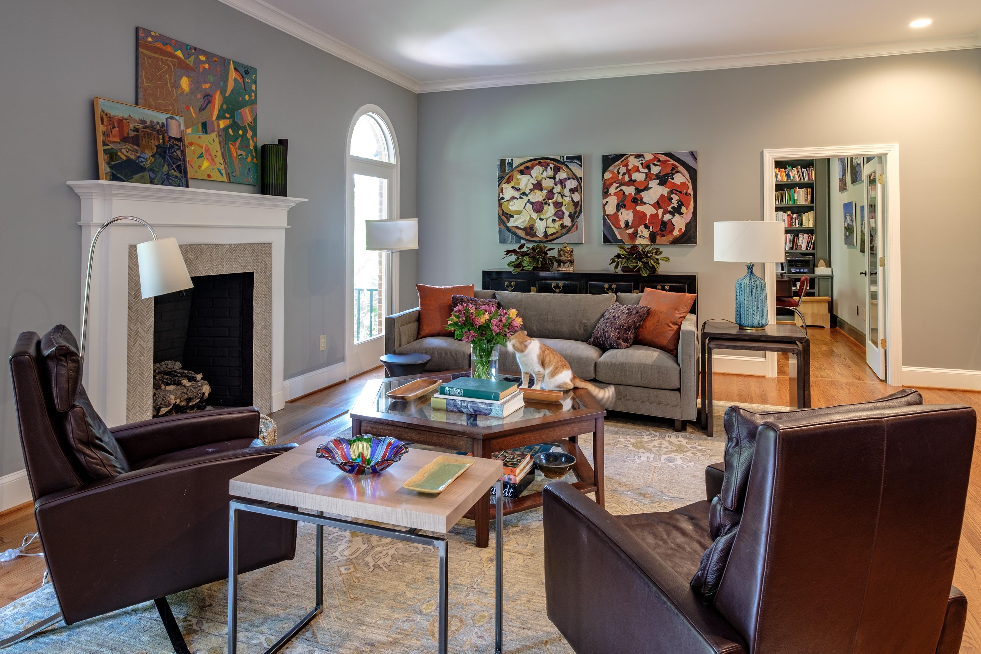 Living Room - Freda
