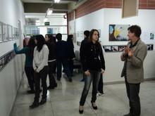 """EXPOSIÇÃO """"DA ARTE TRADICIONAL À ARTE CONTEMPORÂNEA""""   Exposição Individual (Etec Presidente Vargas)"""
