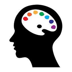 11571727-head-with-brain-as-palette-crea