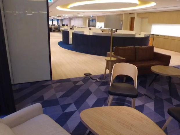 HKEX - Exchange square 7000ft2