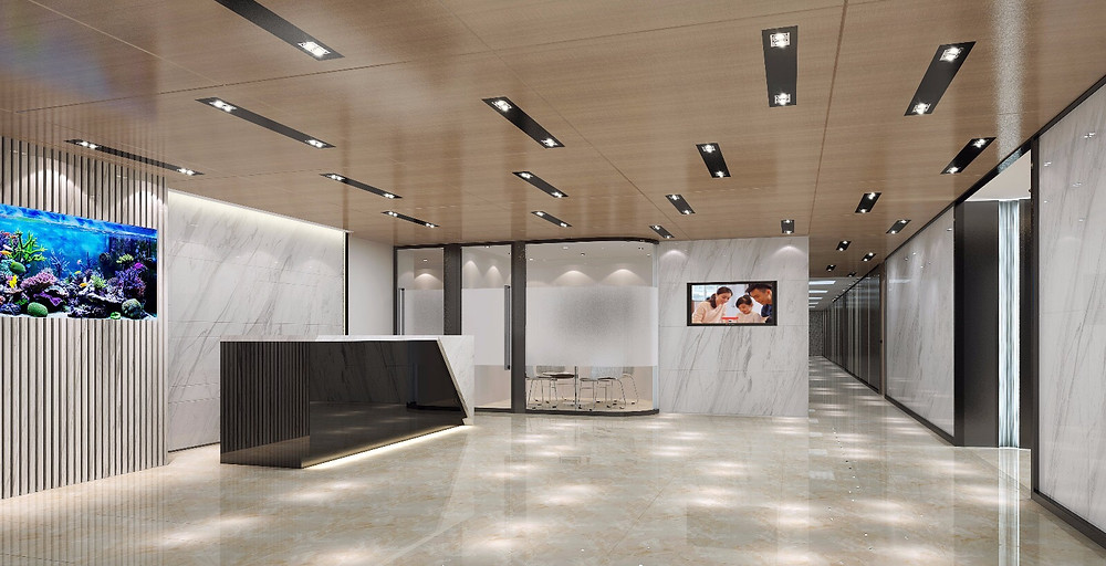 Target Insurance appointed us who as the main contractor of the renovation work of its headquarter