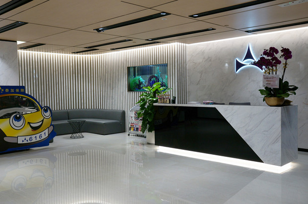 Target Insurance Head office has been completed