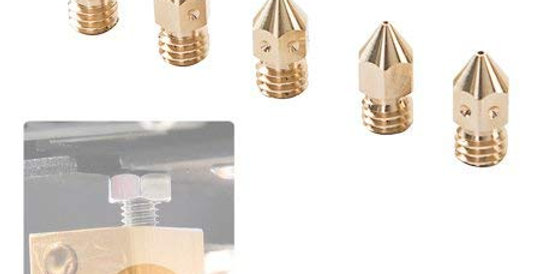 Original 0.4mm Nozzle for Creality Ender-3 3D Printer