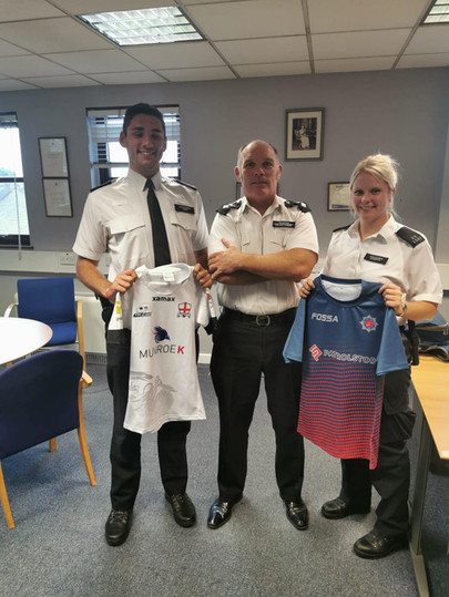 Sponsored this Lady, Good Luck to the Metropolitan Police Ladies Rugby team in Hong Kong, you can do it!