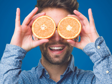 5 foods that are good for your eyes