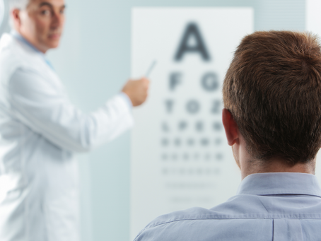 4 Reasons Eye Exams are Important.