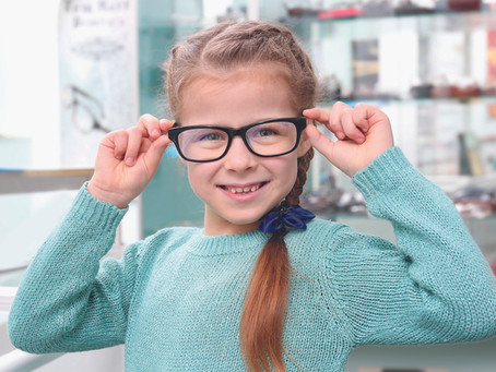 Your kids' eye health:what parents should know