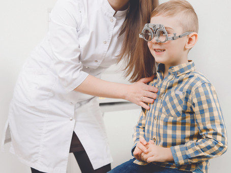 The Importance of Comprehensive Vision Screenings: What Every Parent Should Know
