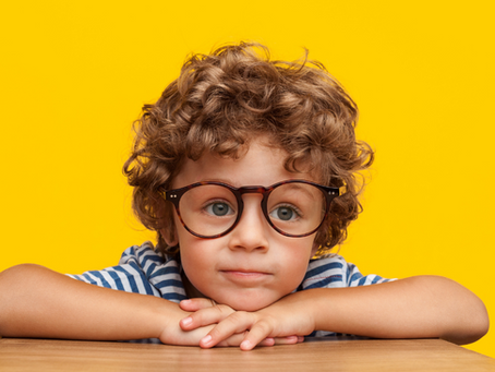 The benefits of kids' blue light glasses