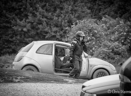 Rally Experience To Rally Driver.