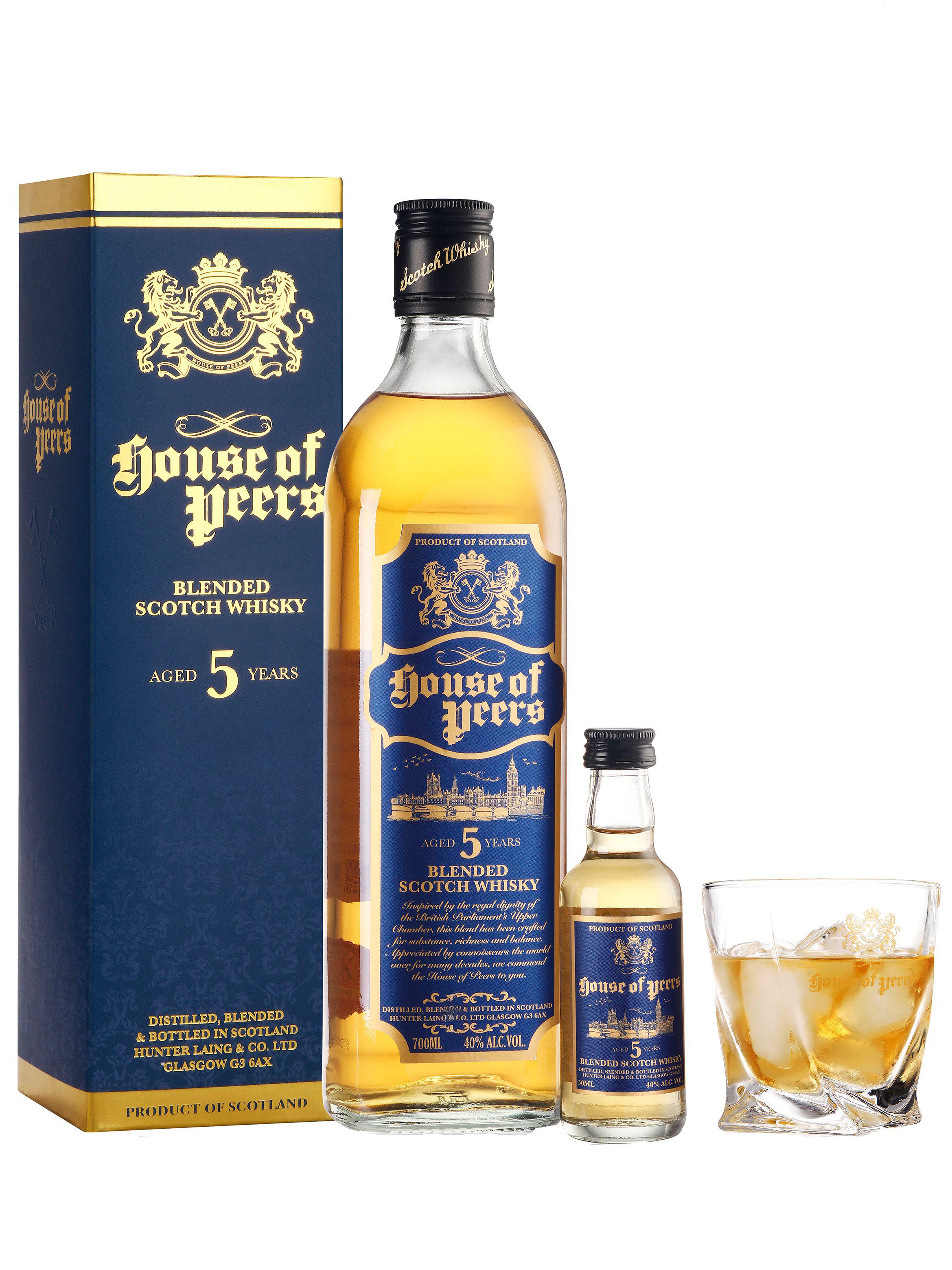 皮爾斯經典版威士忌